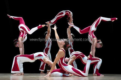 Acrobatic Acts for Any Event