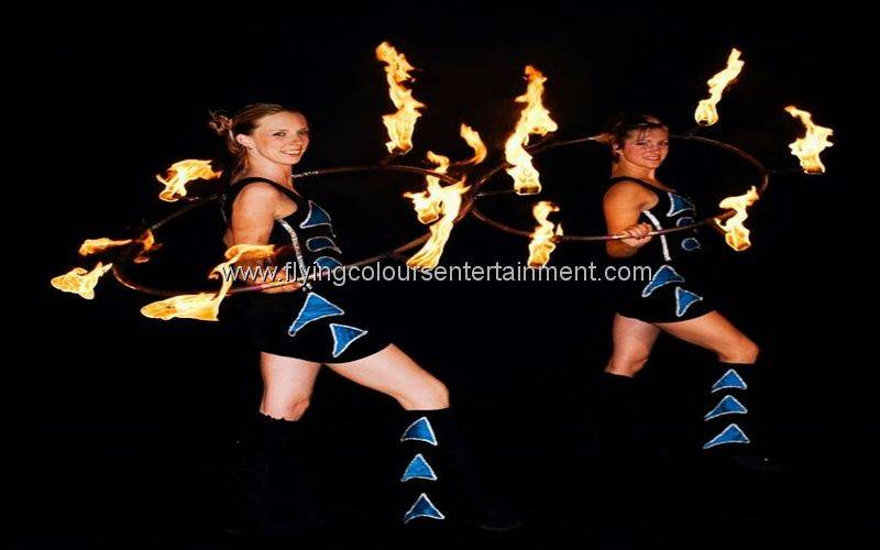 Themed Fire Shows