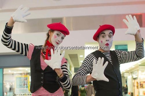 Marvelous Mimes for Any Event