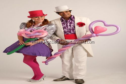 Brilliant Balloon Modellers for Any Event